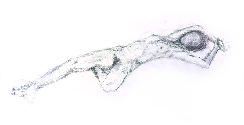 Rebecca Ainscough - sketches