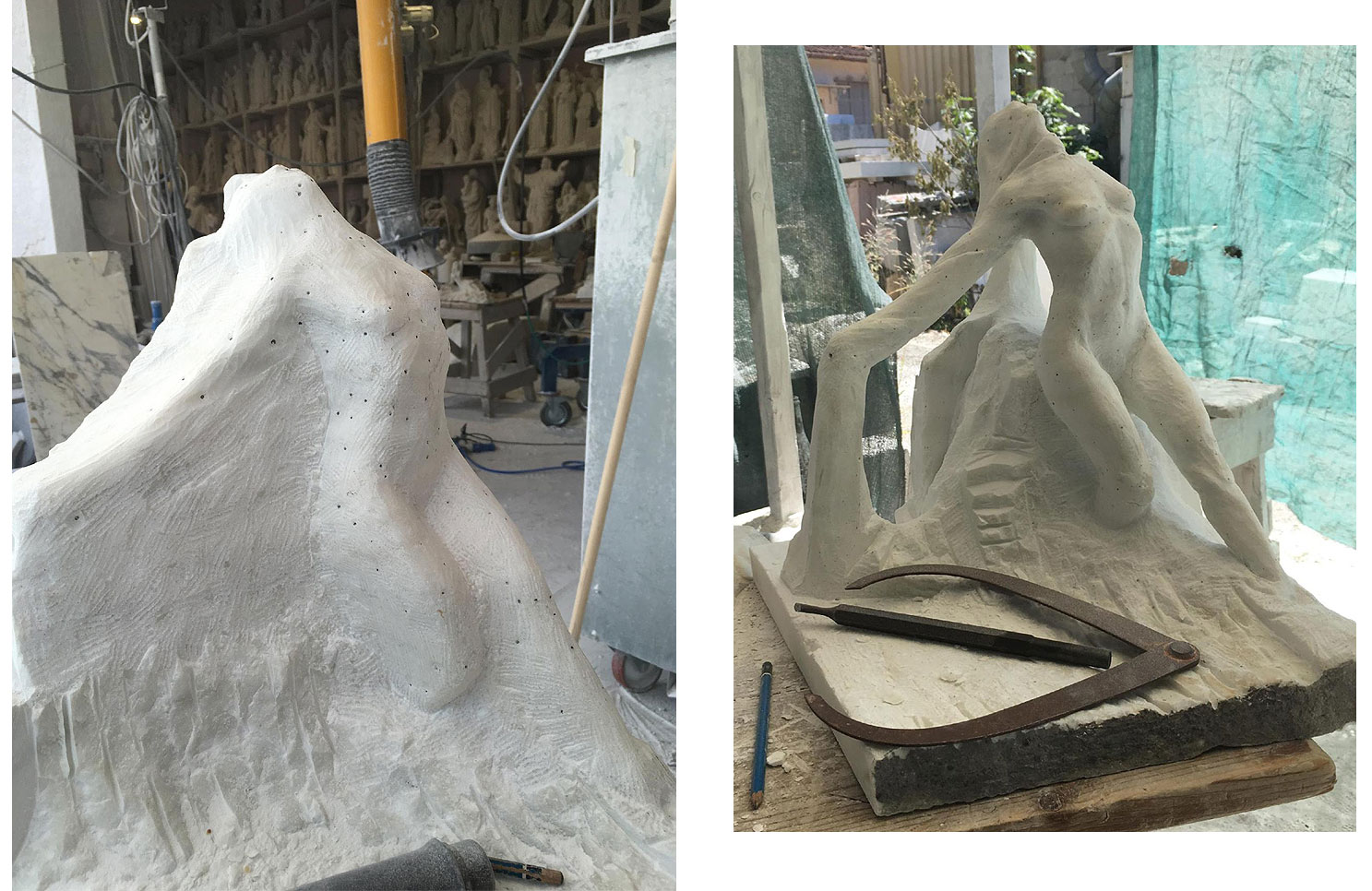 Marble - process